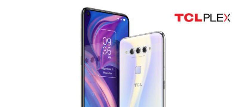 TCL va commercialiser son premier smartphone