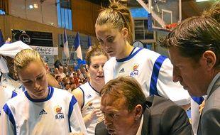 Le coach Valery Demory.