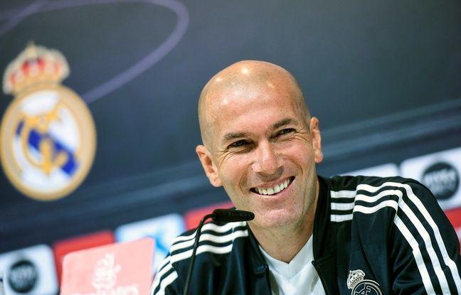 Real Madrid: «Tous les bons joueurs sont compatibles», Zidane ne se met pas de limite pour le prochain mercato