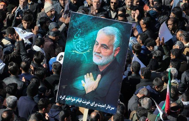 Mort de Soleimani: L'Iran classe comme «terroristes» toutes les forces américaines