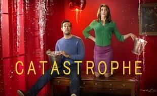 Rob Delaney et Sharon Horgan en pleine «Catastrophe».
