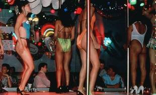 Statistik prostitution thailand