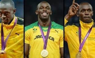 """Quatre ans après un premier triomphe olympique à Pékin, le Jamaïcain Usain Bolt a éclaboussé Londres de sa classe et de son charisme, réussissant un nouveau triplé inédit (100, 200 et 4x100 m) pour devenir, selon ses propres termes """"une légende vivante""""."""