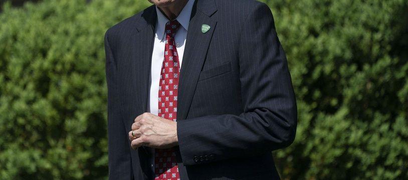 Francis Collins, directeur des Instituts de santé américains (NIH).