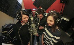 L'équipe de 20Minutescoachée par les membres du studio Lumiiq.
