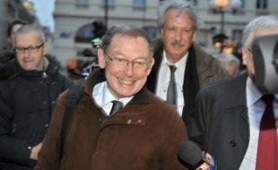 Noel Forgeard le 23 novembre 2009 à Paris