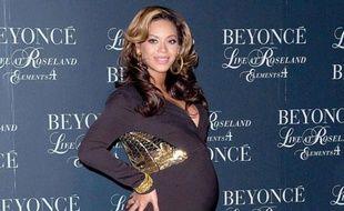 Beyoncé à New York le 20 novembre 2011.