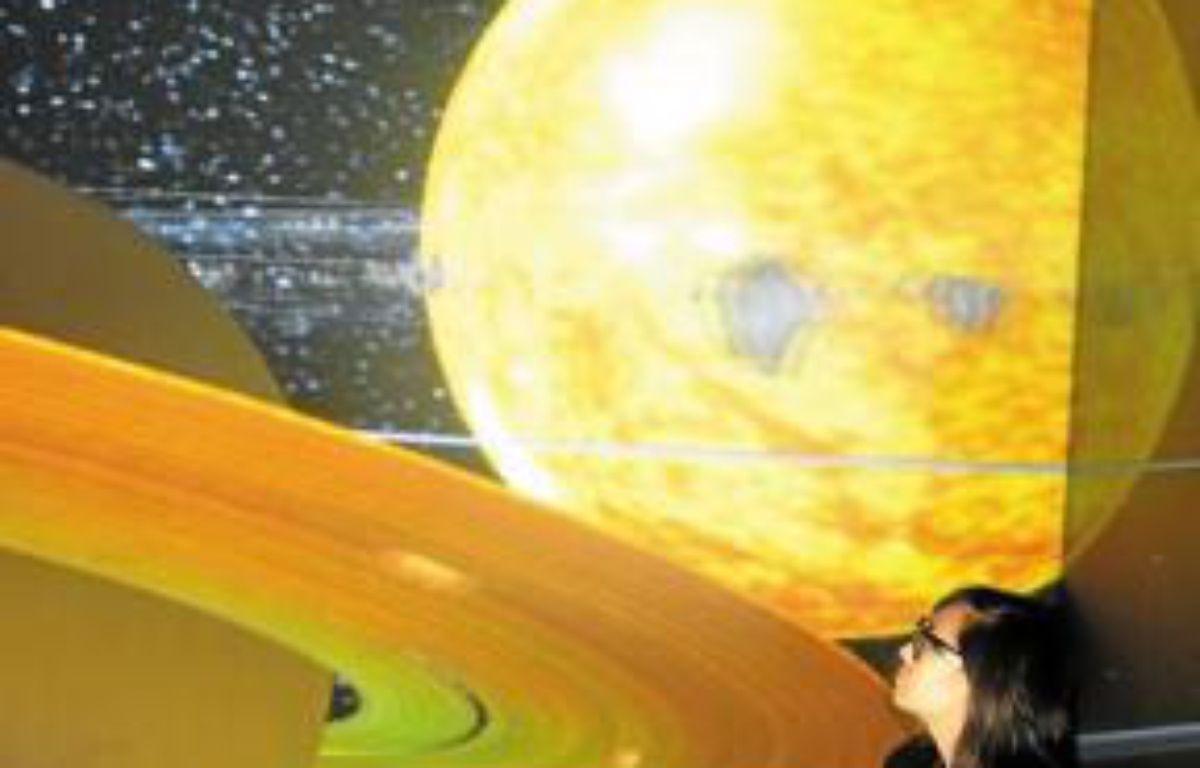 La société EON reality développe des programmes en 3D. –  EON reality