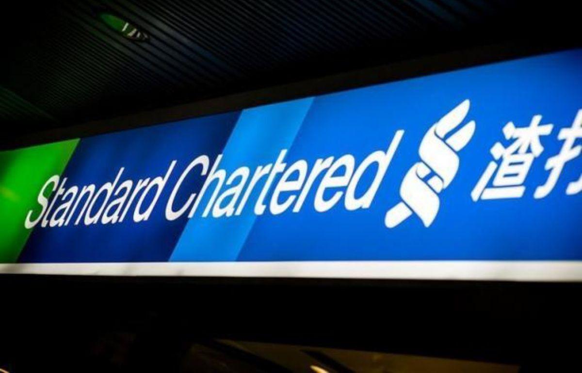 L'enquête du Trésor américain sur la banque britannique Standard Chartered (SCB) ne se limite pas à de possibles violations du régime de sanctions imposées par les Etats-Unis à l'Iran, selon un courrier du Trésor obtenu mercredi par l'AFP. – Philippe Lopez afp.com