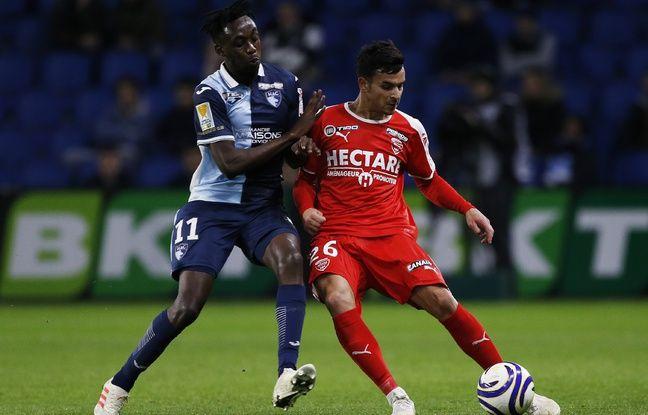 Sous le maillot du HAC, Tino Kadewere a fini la saison passée meilleur buteur de Ligue 2, avec 20 buts en 24 matchs.