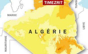 Huit policiers et deux enseignants ont été tués dans un attentat à l'est d'Alger le 2 juin 2009.