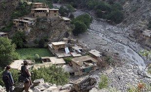 Une crue éclair dans la nuit du 28 au 29 juillet a fait au moins 113 morts dans la province du Nouristan, dans le nord-est de l'Afghanistan.