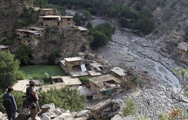Afghanistan: Une crue éclair fait au moins 113 morts