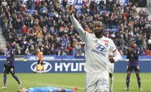 Moussa Dembélé a encore frappé ce dimanche, pour la septième fois en six matchs officiels en 2020.