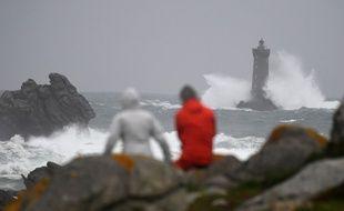 De fortes rafales de vent sont attendues jeudi en Bretagne.