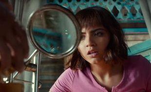 Isabela Moner dans «Dora et la cité perdue»
