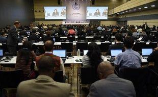 Les délégations de 195 pays réunis le 1er juin 2015 à Bonn pour une nouvelle session de négociations sur le climat