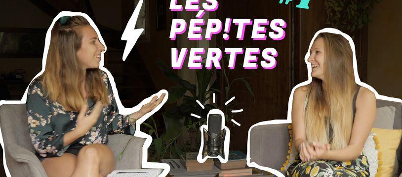 Avec Les Pépites vertes, Claire Pétreault tend le micro aux jeunes professionnels engagés.