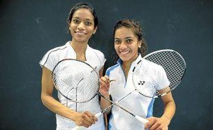 Sashina et Teshana Vignes Waran ont très envie de remporter le titre de champion avec l'ASPTT Strasbourg.