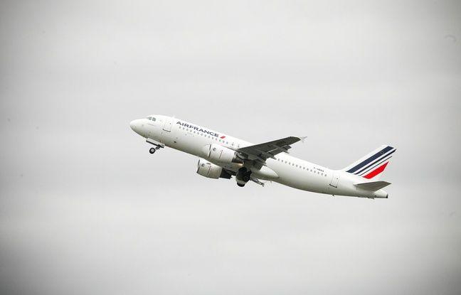 648x415 un avion de la compagnie air france decolle de l aeroport de toulouse blagnac toulouse france 13 11