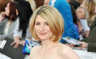 L'actrice Jodie Whittaker, la nouvelle Dr Who