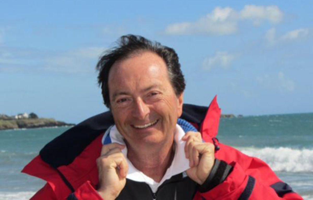 Michel-Edouard Leclerc, président des Centres Leclerc – DR