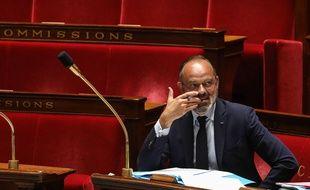 Edouard Philippe, le 19 mai à l'Assemblée nationale.