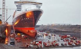 L'effondrement de la passerelle, le 15 novembre 2003, avait fait 45 victimes.