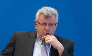 Le socialiste Christian Eckert, candidat aux législatives en Meurthe et Moselle.
