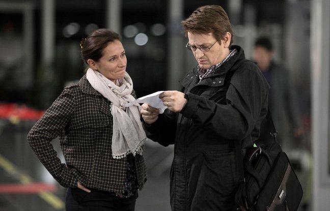 Benoit Magimel et Sidse Babett Knudsen La fille de Brest d'Emmanuelle Bercot