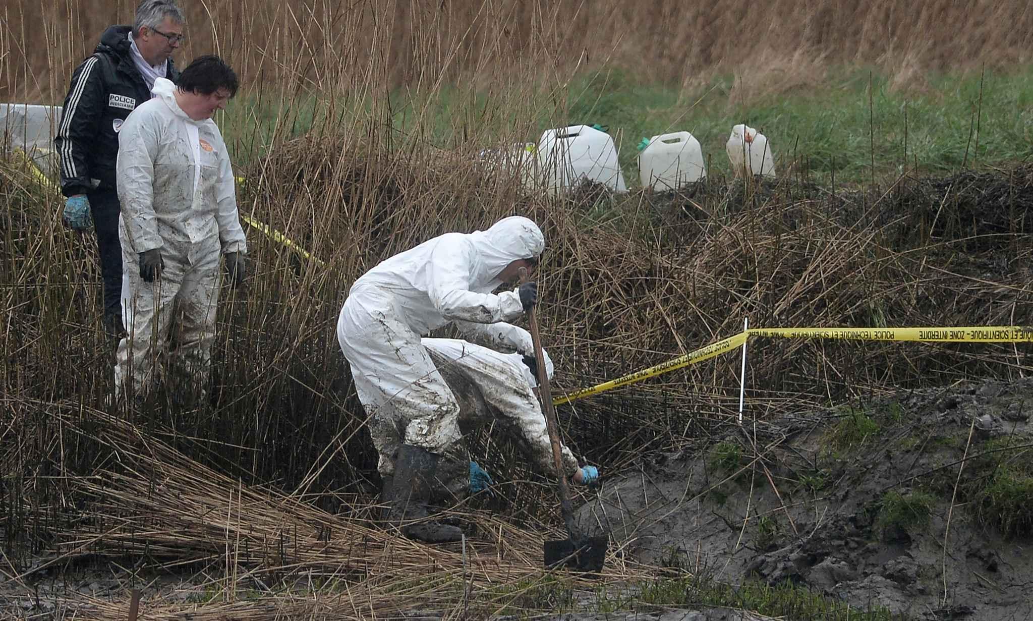 Affaire Troadec - Les ADN retrouvés sur les restes humains