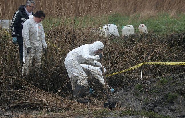 Recherche des corps de la famille Troadec à Pont-de-Buis-lès-Quimerch.