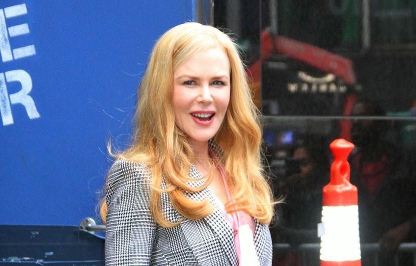 VIDEO. Nicole Kidman mange vraiment de tout, même des insectes