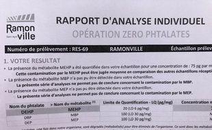 Des analyses montrent la présence de phtalates dans les cheveux de cinq élus de Ramonville, en Haute-Garonne.