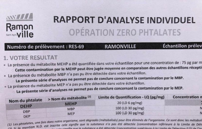 Haute-Garonne : Des élus trouvent des phtalates dans leurs cheveux et déclarent la guerre aux perturbateurs endocriniens