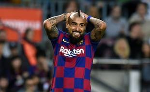 Ca sent la fin de l'aventure entre Arturo Vidal et le Barça.