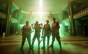 Image extraite du nouveau film «Ghostbuster»