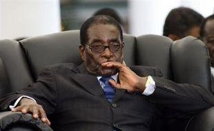 Le président zimbabwéen Robert Mugabe a indiqué jeudi qu'il prévoyait de nouvelles élections générales dans environ deux ans, tandis que des ministres d'Afrique australe réfléchissaient aux moyens d'aider leur voisin à reconstruire une économie en ruine.