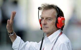 Luca di Montezemolo, le patron de Ferrari, est critiqué après les mauvais choix stratégiques au Grand Prix d'Abou Dhabi.
