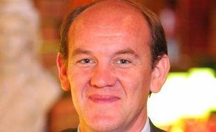 Le député UMP du Touquet (Pas-de-Calais), Daniel Fasquelle.