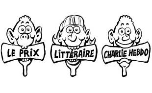 Prix littéraire Charlie Hebdo