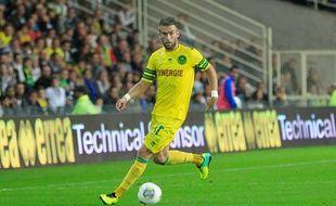 NANTES, le 25/10/2013 Lucas DEAUX joueur du FCN lors du match FC Nantes contre Lille