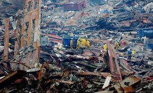 Des fragments de restes humains retrouvés après le 11-Septembre ont été incinérés et jetés dans une décharge, a indiqué mardi le département américain de la Défense.