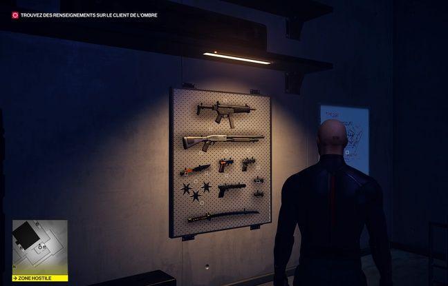 De nombreuses armes à disposition. Mais il est aussi possible de faire toute à fait sans...