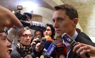 Le procureur de la République d'Agen, Pascal Prache, le 2 décembre 2015 à Agen.