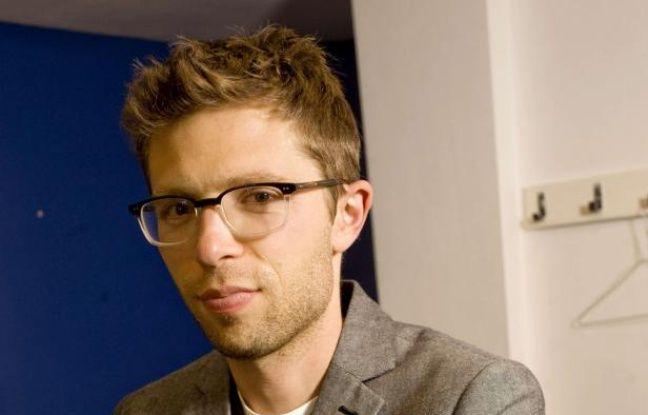 Jonah Lehrer le 1er mai 2012.