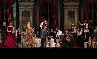 L'Opéra de Bordeaux propose sur la scène de l'auditorium, La Traviata à partir du 17 septembre