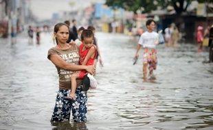 Inondations dévastatrices, pannes d'électricité et embouteillages monstres: de nombreuses mégalopoles asiatiques se débattent tant bien que mal contre la pression d'un développement économique rapide, d'une météo extrême et de l'exode des populations des campagnes.