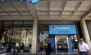 """La banque française Crédit Agricole SA a confirmé jeudi avoir reçu """"plusieurs"""" offres pour la reprise de sa filiale grecque Emporiki, sans avoir encore pris de décision à ce stade, selon un communiqué."""
