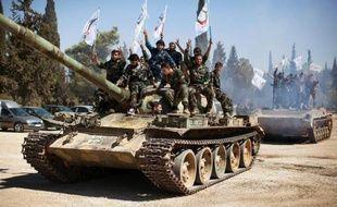 """Les rebelles syriens n'affichent désormais que mépris pour Barack Obama, après l'accord russo-américain sur le démantèlement de l'arsenal chimique de Damas et le recul de Washington sur une intervention armée pour """"punir"""" l'attaque présumée à l'arme chimique du 21 août."""